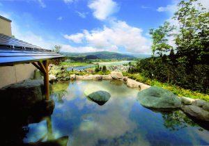 長岡の温泉